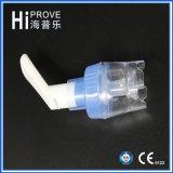 Nebulizzatore medico del getto impostato con la parte di bocca