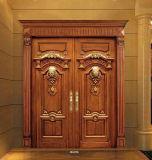 Portes intérieures de luxe en bois