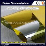 Rejet de chaleur Protection solaire Protéger Fenêtre décorative Fenêtre réfléchissante Fenêtre solaire Construction de films