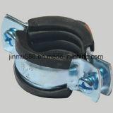 I morsetti di tubo resistenti hanno galvanizzato i morsetti di tubo