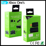 Power Battery Charger Dock Socket para Microsoft xBox One S Slim Console Controller