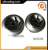 Steel inoxidable Impeller Used para Engine y Turbocharger