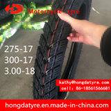 Großhandelsshandong-Fabrik-Oberseite-Marken-Motorrad-Reifen-/Motorrad-Gummireifen-schlauchlose Reifen-Größe 300-17 300-18