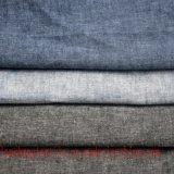 Tela de linho de Jean para o desgaste do trabalhador do vestido da roupa das calças