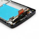 Affissione a cristalli liquidi Touch Digitizer Screen Assembly per il LG Google Nexus 5 D820 D821