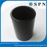 NdFeB Sinterizado Multipole Magnet Rings para Servo Motor