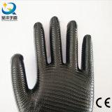 U3 вкладыш Natrile покрыл трудные защитные перчатки работы безопасности (N6026)