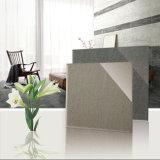 艶をかけられた磁器のマットの床タイルの家の使用法の暗い色シリーズ