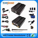 Anti Theft Avl GPS Tracker avec VT200 de SOS Panic Button SMS Alert Car Tracker