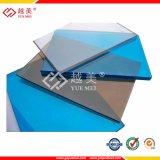 1.5 folha lisa compata do policarbonato do sólido liso do milímetro 2mm (YUEMEI-PC-012)
