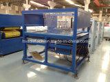Linha de produção e extrusão de teto de perfil de PVC