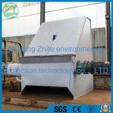Résidus de bétail d'acier inoxydable/séparateur humide sec d'extrusion vis de ferme/abattoir