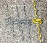 2 Köpfe formten Vogel-Ablenker vor
