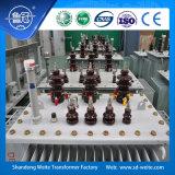 Стандарты IEC/ANSI, трехфазный распределительный трансформатор 10kV/11kv для с вариантов OLTC