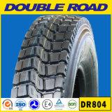 Caucho doble del diagonal del precio bajo de la marca de fábrica del camino 825/16 neumáticos de 900/20 900 20 carro ligero 7.50r16