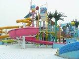 Strumentazione esterna del parco di divertimenti