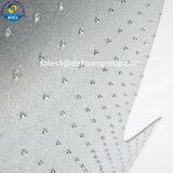 Couvre-tapis en plastique de présidence de feuille avec la taille 135cm*114cm