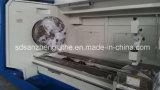 경제 저가 중국 편평한 침대 CNC 선반 기계 (QK1327A)