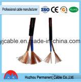 Cabo de borracha padrão do VDE de H07rn-F 4*2.5, cabo de borracha flexível, cabo de borracha da bainha