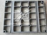 熱処理の炉のための耐熱性鋼鉄鋳造物ベース皿