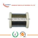 Tipo k fio cromado alumínio termopar fio de fio de 0,08 mm ou fio encalhado