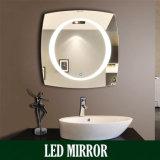 Lo specchio sanitario di Froested dello specchio inciso LED dello specchio del bacino dello specchio della stanza da bagno dello specchio degli articoli compone lo specchio