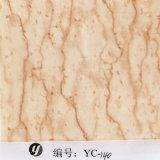 Пленка конструкции мрамора золота ширины Yingcai 1m гидрографическая напечатанная