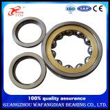 tipo rolamento de rolo cilíndrico conservado em estoque rico Nj208 de 40X80X18mm Nj da qualidade