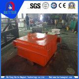 Rcdc Séparateur magnétique électrique à refroidissement par vent (machine minière) avec équipement de levage