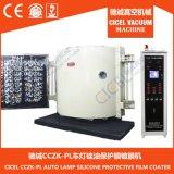 Máquina de capa de la evaporación de la resistencia del vacío para las marcas de fábrica