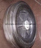 8 인치 단단한 고무 바퀴