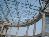 Azotea cubierta Rejilla Space Frame / Estructura de acero