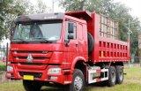 Carro de vaciado de Sinotruk HOWO 6X4 340HP