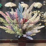 La decorazione domestica con erba artificiale Flowers01