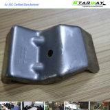 Pièces estampées en métal par la fabrication de tôle