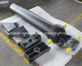 Cilindro hidráulico de Sinciput do descarregador do caminhão da alta qualidade