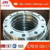 DIN Pn16 Dn25 Q235の管のFiftingのフランジ