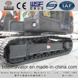 Baoding-Minigleisketten-Exkavatoren 5.5ton mit Wanne 0.2m3