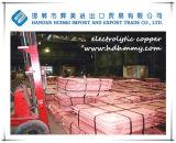 Cátodos de cobre y electrolítico de cobre / Cobre (Cu) Min% 99,99% -99,97% Min