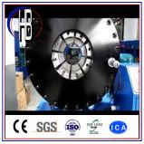 Beweglicher hydraulischer Schlauch-quetschverbindenmaschine