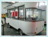 Crepeice Cream Cart Remise en forme de panneau de perles en Chine