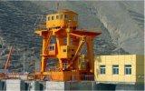 Grue de porte pour la centrale électrique hydraulique