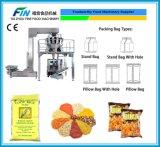 ポテトCriapsの揚げ物の食糧、Kurkureの粉、微粒のための食糧パッキング機械