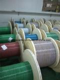 Cable óptico 12core de fibra del cable GYXTW de la comunicación