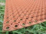 Antibeleg-Gummitür-Matte/Entwässerung-Gummimatte/Antiermüdung-Gummi-Matte