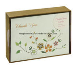 Whoelsale Greeting Thank You Cards and Envelops / Invitation Card