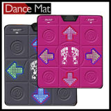 2GB Memory Card를 가진 텔레비젼 그리고 PC를 위한 32 비트 Wireless Single Dance Mat
