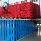 De specifieke Plastic Pallet van 3 Staven van de Specificatie Medium-Duty