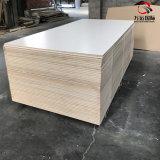 Película concreta resistente de la madera contrachapada de la forma de agua hecha frente