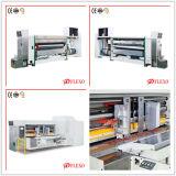 Máquina de entalho ondulada da impressão de Flexo da caixa para a venda (flexo do YD)